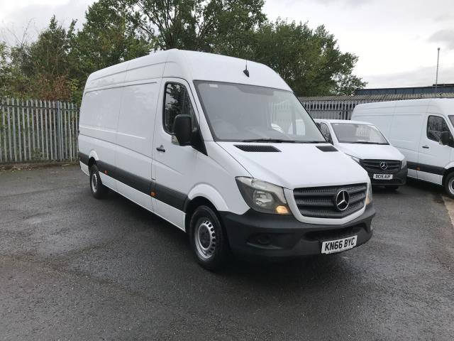 2016 Mercedes-Benz Sprinter 314CDI LWB HIGH ROOF 140PS EURO 6 (KN66BYC)