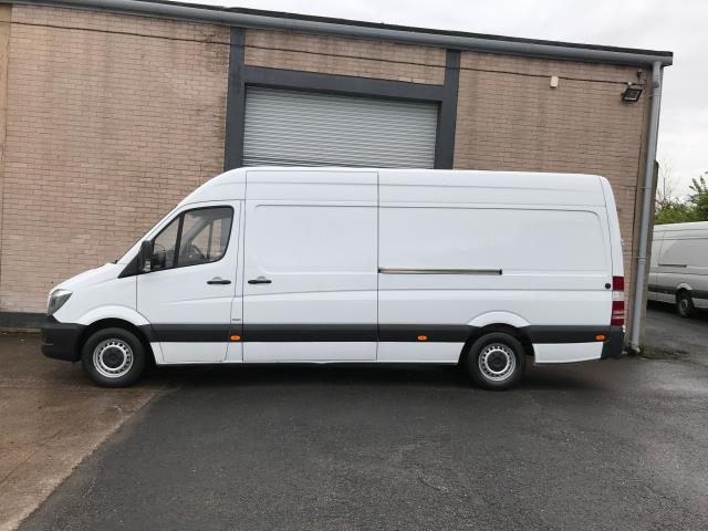 2016 Mercedes-Benz Sprinter 314CDI LWB HIGH ROOF 140PS EURO 6 (KN66BYC) Image 11