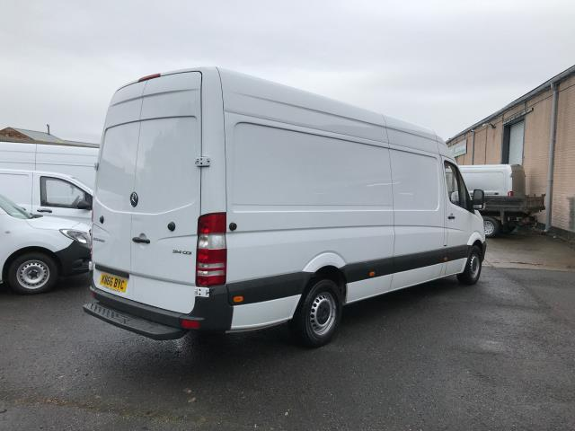 2016 Mercedes-Benz Sprinter 314CDI LWB HIGH ROOF 140PS EURO 6 (KN66BYC) Image 8