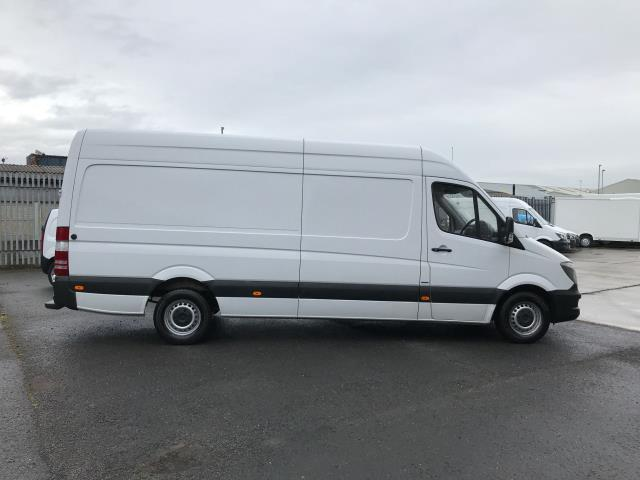 2016 Mercedes-Benz Sprinter 314CDI LWB HIGH ROOF 140PS EURO 6 (KN66BYC) Image 7