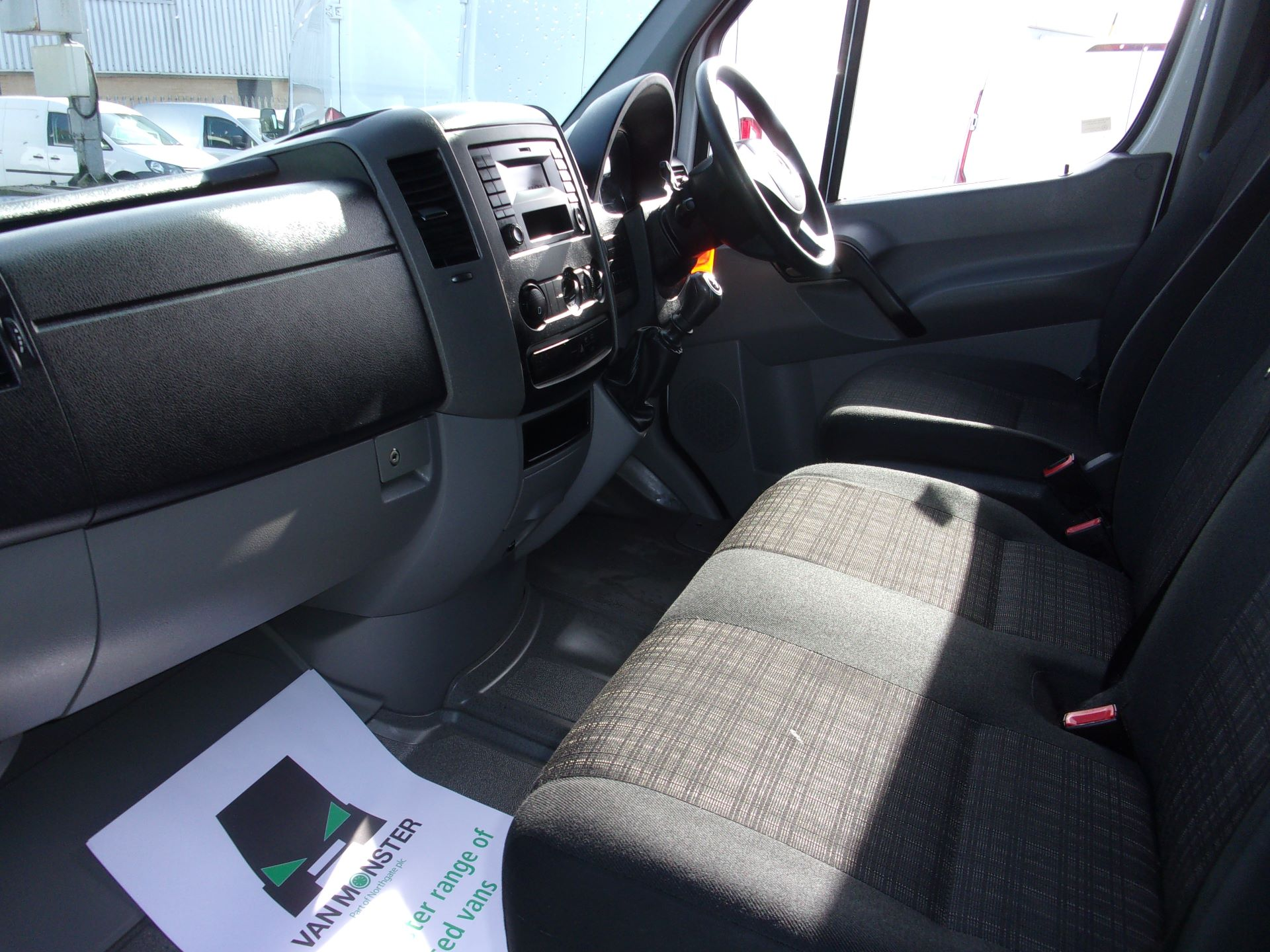 2016 Mercedes-Benz Sprinter 314 CDI LWB HIGH ROOF EURO 6 (KN66BYM) Image 14
