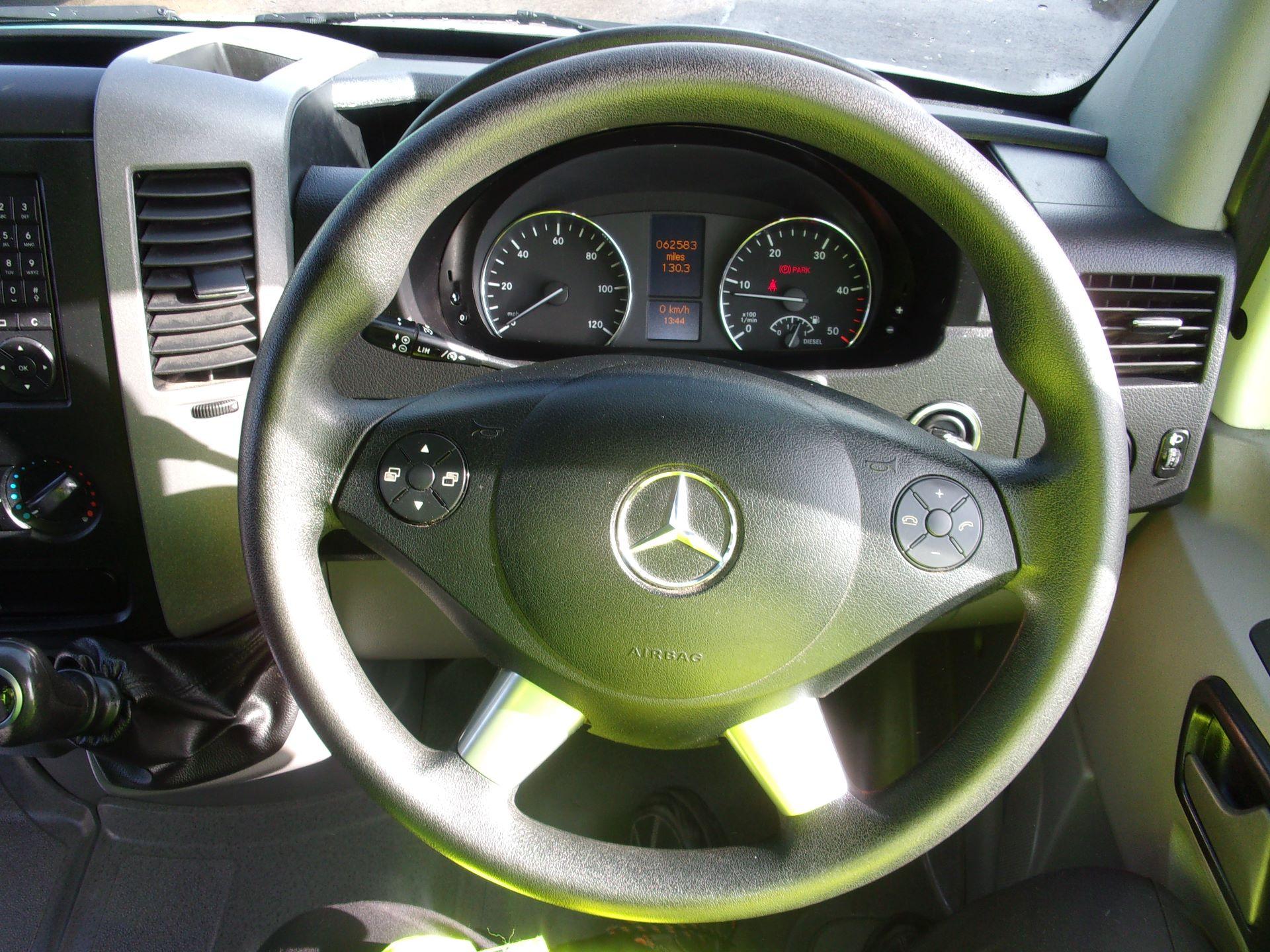 2016 Mercedes-Benz Sprinter 314 CDI LWB HIGH ROOF EURO 6 (KN66BYM) Image 5
