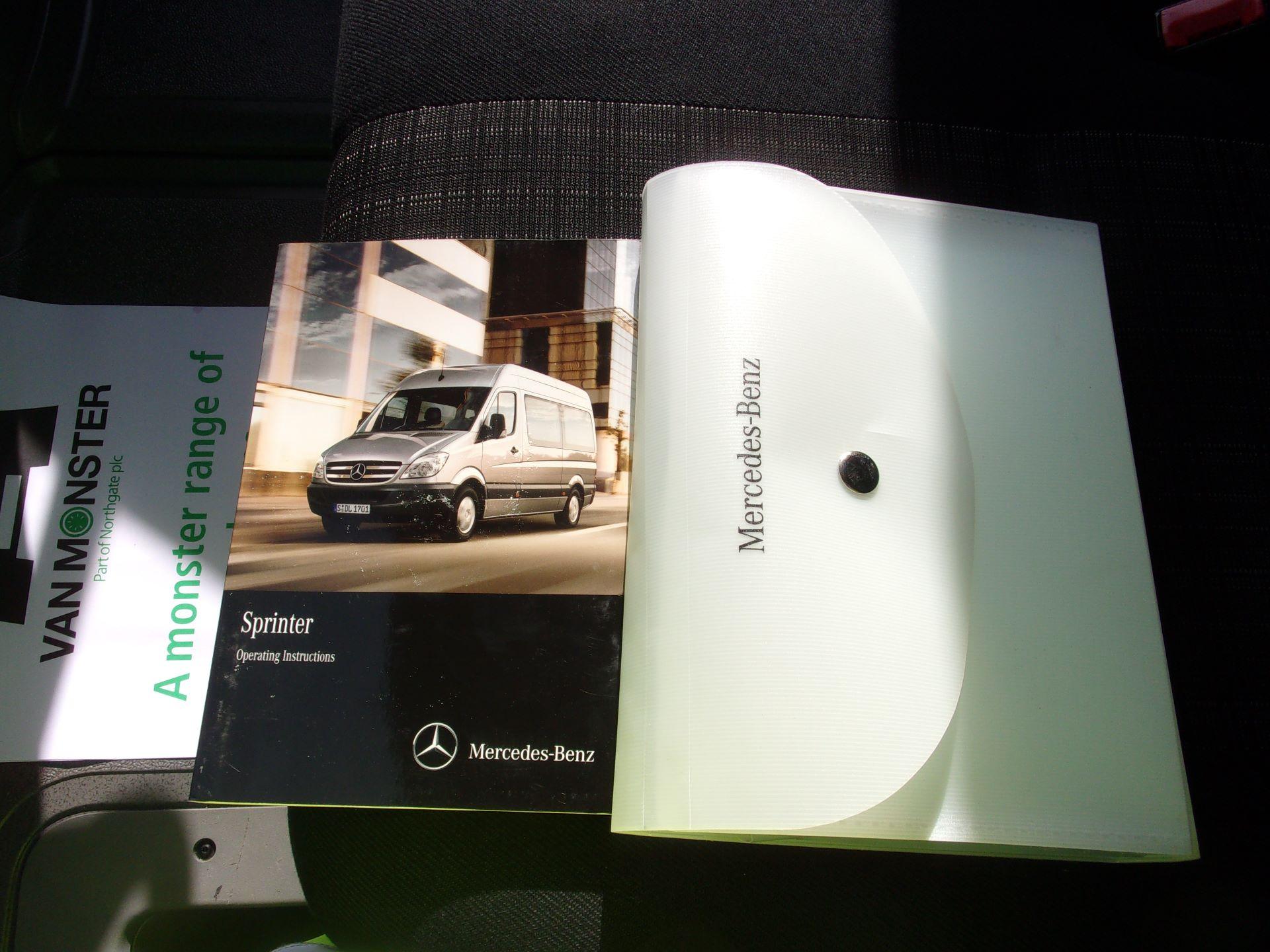 2016 Mercedes-Benz Sprinter 314 CDI LWB HIGH ROOF EURO 6 (KN66BYM) Image 22