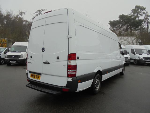 2016 Mercedes-Benz Sprinter 3.5T High Roof Van (KN66BZK) Image 12