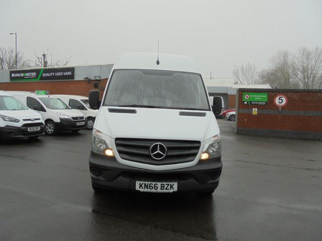 2016 Mercedes-Benz Sprinter 3.5T High Roof Van (KN66BZK) Image 2