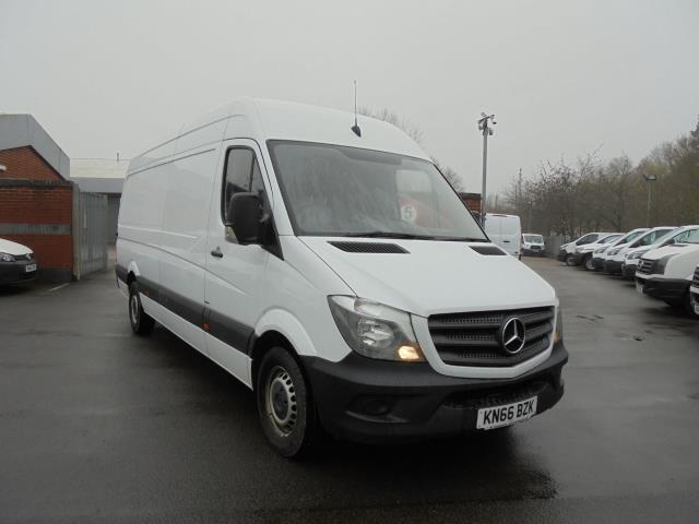 2016 Mercedes-Benz Sprinter 3.5T High Roof Van (KN66BZK) Image 1