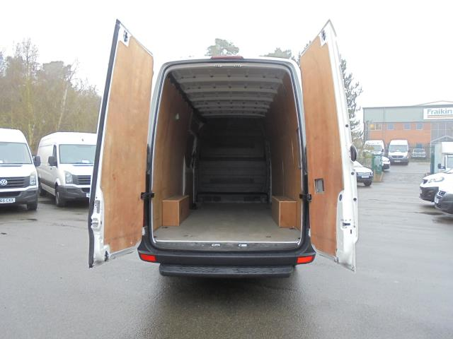 2016 Mercedes-Benz Sprinter 3.5T High Roof Van (KN66BZK) Image 14