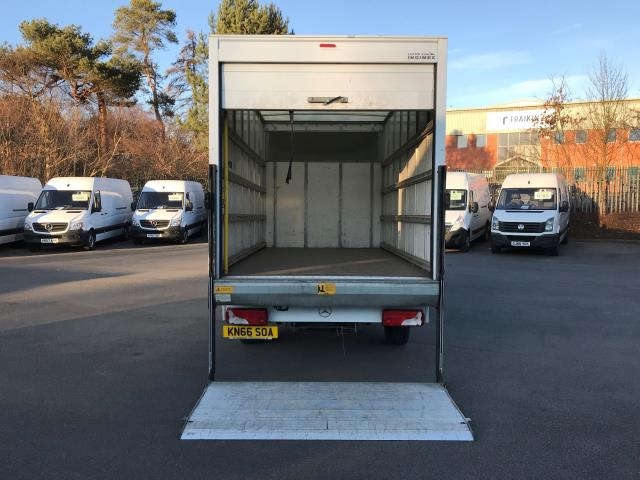 2016 Mercedes-Benz Sprinter 313 LWB LONG LUTON EURO 6 (KN66SOA) Thumbnail 16