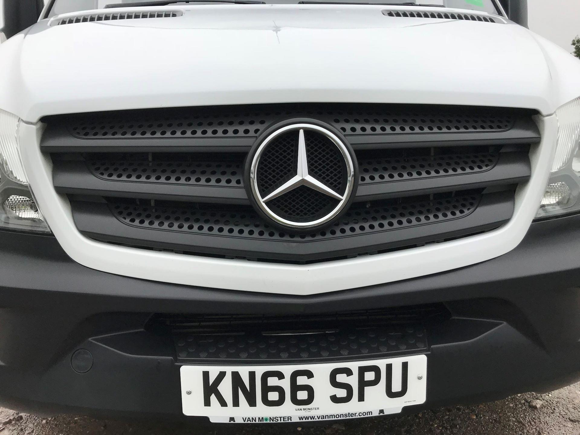 2016 Mercedes-Benz Sprinter 314 MWB H/R VAN EURO 6 (KN66SPU) Image 28