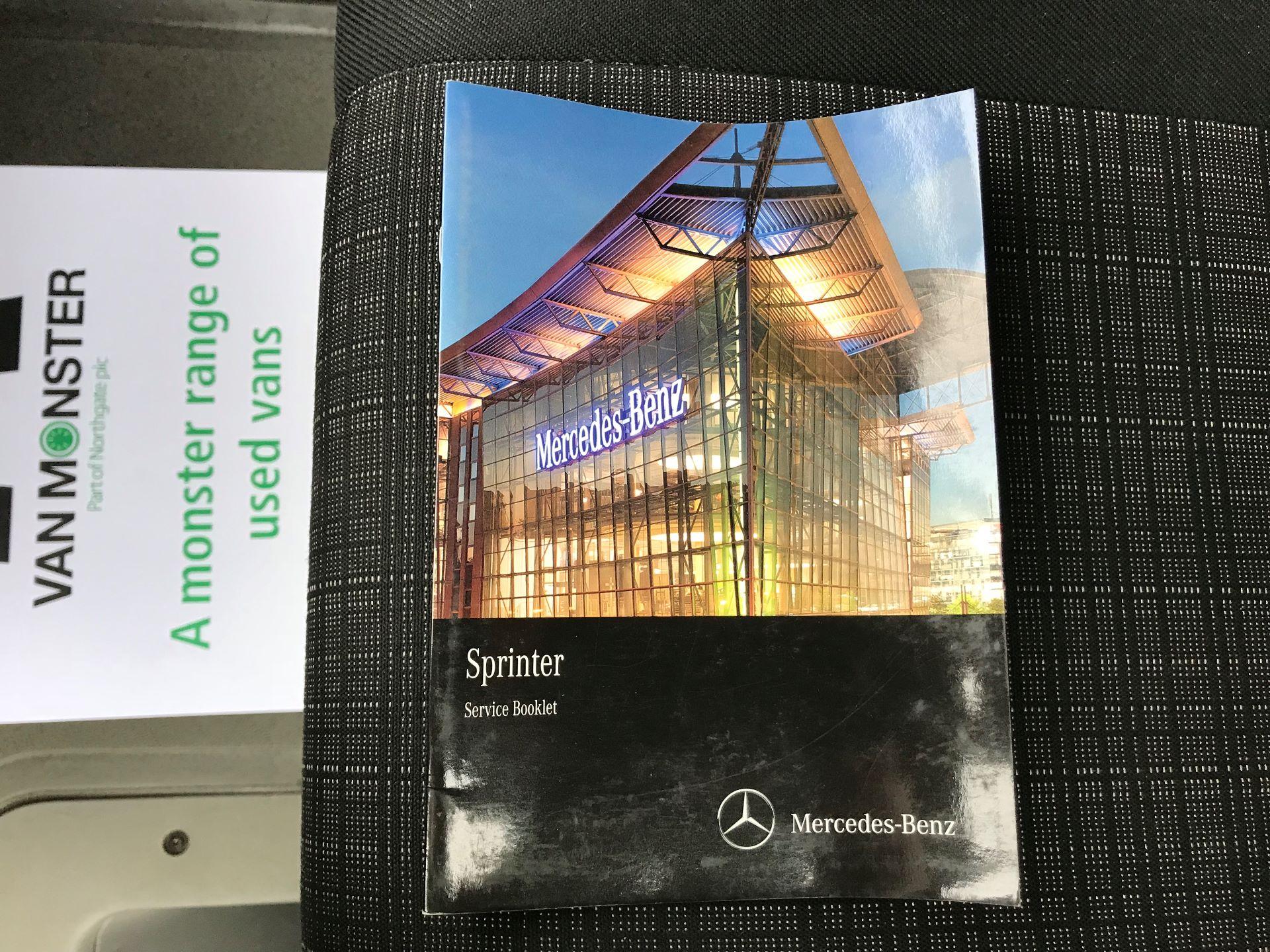 2016 Mercedes-Benz Sprinter 314 MWB H/R VAN EURO 6 (KN66SPU) Image 42