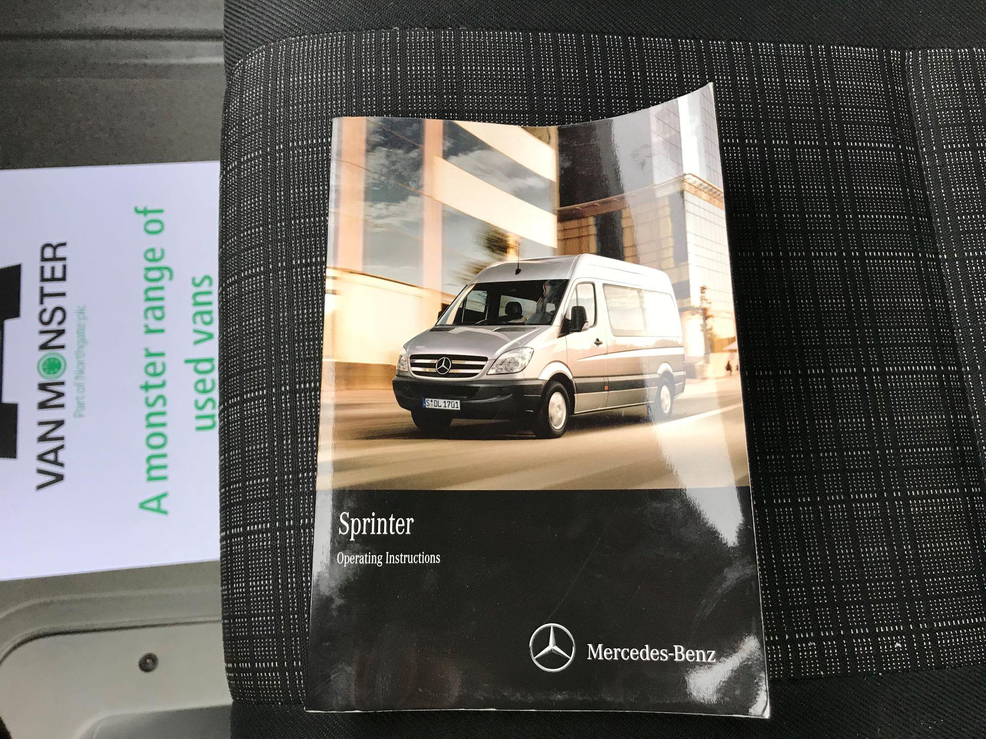 2016 Mercedes-Benz Sprinter 314 MWB H/R VAN EURO 6 (KN66SPU) Image 38