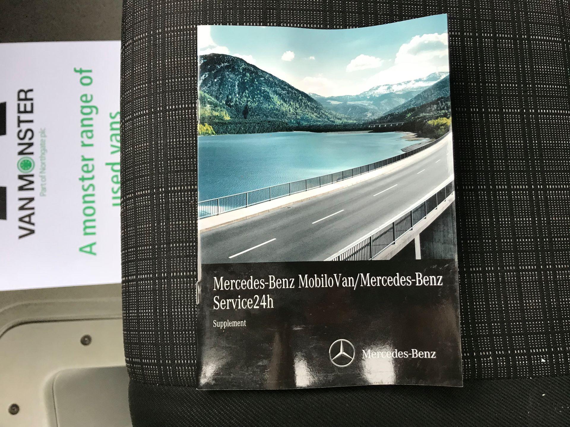 2016 Mercedes-Benz Sprinter 314 MWB H/R VAN EURO 6 (KN66SPU) Image 39