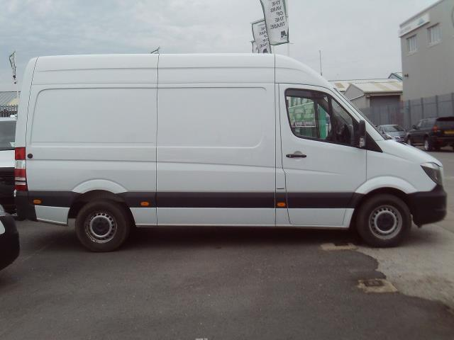 2016 Mercedes-Benz Sprinter 314cdi mwb High Roof 140ps New Shape (KN66SXO) Image 5