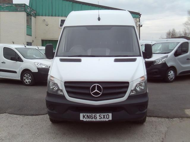 2016 Mercedes-Benz Sprinter 314cdi mwb High Roof 140ps New Shape (KN66SXO) Image 15