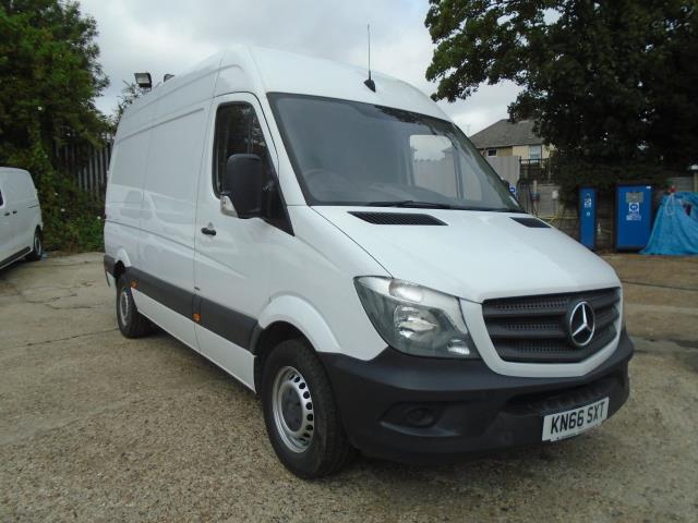 2016 Mercedes-Benz Sprinter 3.5T High Roof Van (KN66SXT)