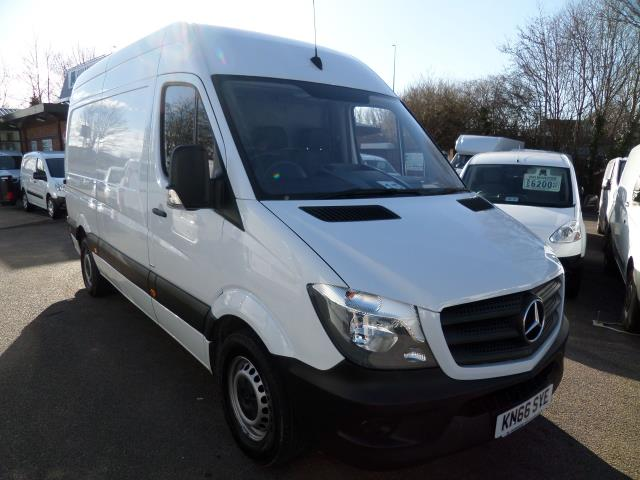 2016 Mercedes-Benz Sprinter 314 MWB 3.5T High Roof Van EURO 6 (KN66SYE)