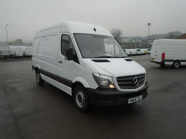 2016 Mercedes-Benz Sprinter 314 MWB H/R BLUE EFFICIENCY VAN EURO 6 (KN66TEJ)