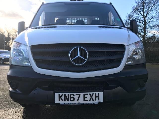 2017 Mercedes-Benz Sprinter LWB DROP SIDE EURO 6 WITH TAIL-LIFT (KN67EXH) Image 12