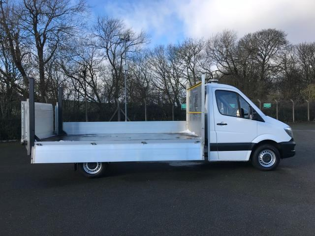 2017 Mercedes-Benz Sprinter LWB DROP SIDE EURO 6 WITH TAIL-LIFT (KN67EXH) Image 11