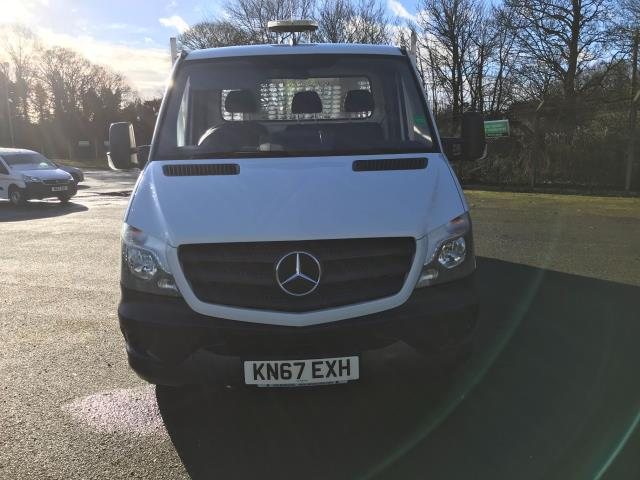 2017 Mercedes-Benz Sprinter LWB DROP SIDE EURO 6 WITH TAIL-LIFT (KN67EXH) Image 2