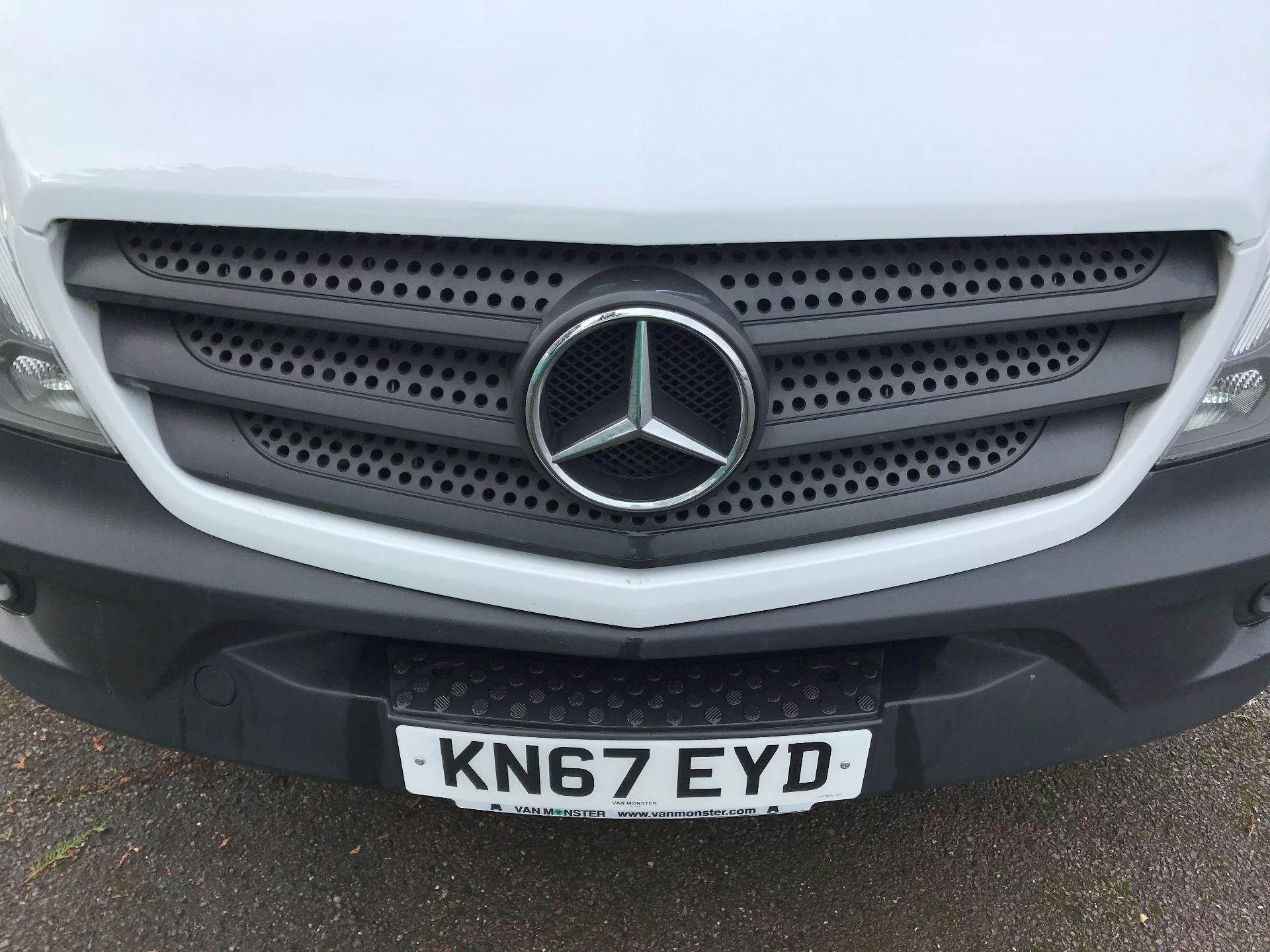2017 Mercedes-Benz Sprinter  314 LWB H/R VAN EURO 6 (KN67EYD) Image 13