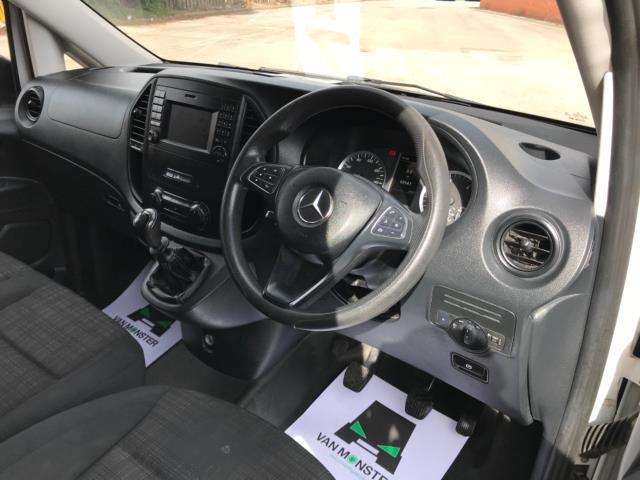 2017 Mercedes-Benz Vito 111Cdi Van LWB Euro 6 (KN67EYK) Image 11