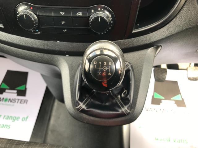 2017 Mercedes-Benz Vito 111Cdi Van LWB Euro 6 (KN67EYK) Image 23