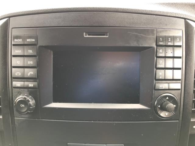 2017 Mercedes-Benz Vito 111Cdi Van LWB Euro 6 (KN67EYK) Image 21
