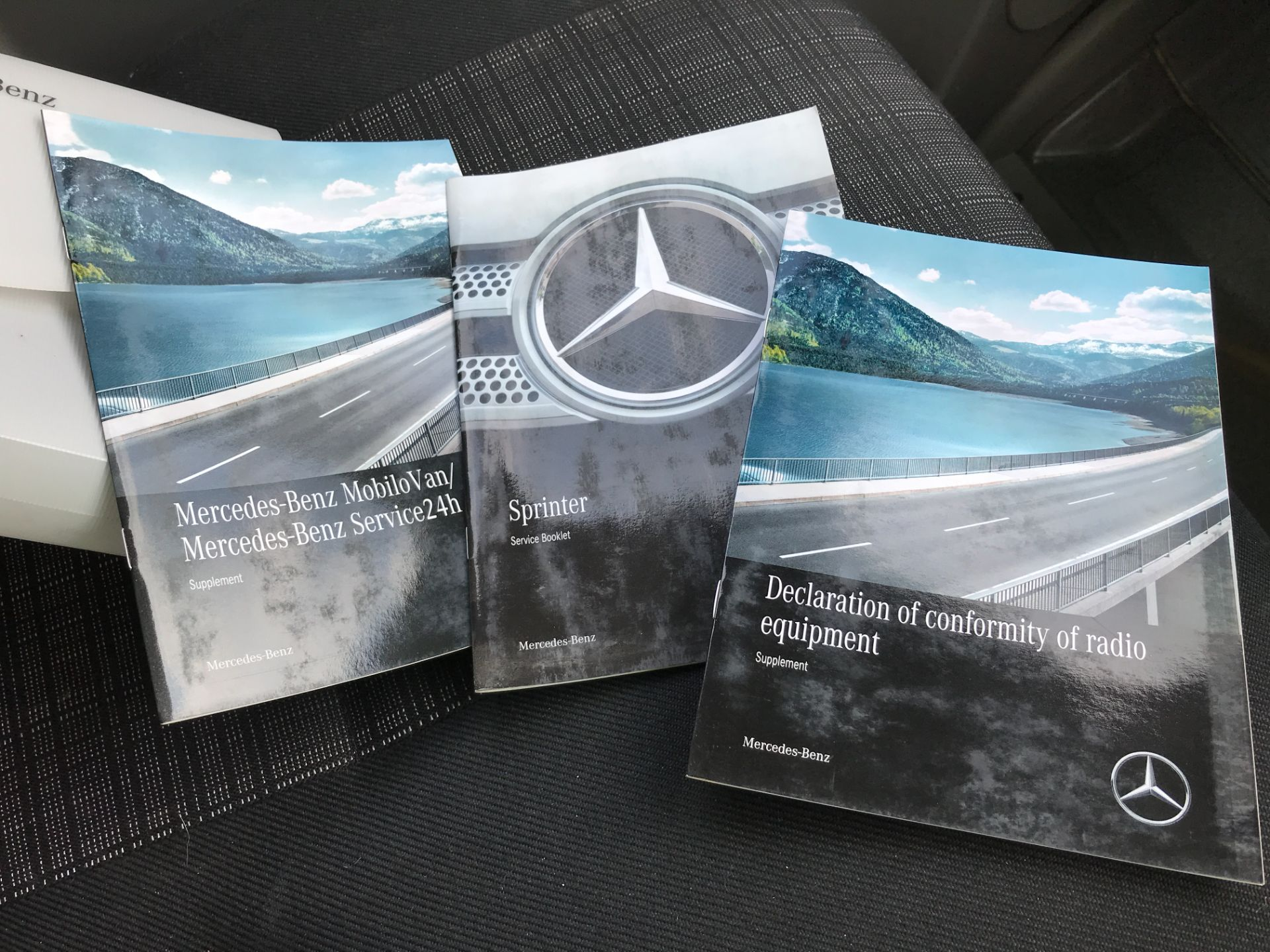 2017 Mercedes-Benz Sprinter 314CDI 13FT DROPSIDE 140PS TAIL LIFT EURO 6 (KN67EYZ) Image 24