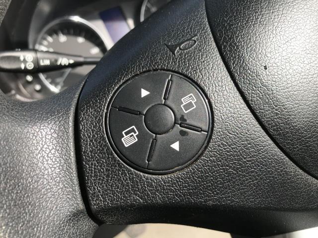 2017 Mercedes-Benz Sprinter 314CDI 13FT LUTON 140PS TAIL LIFT EURO 6 (KN67EZJ) Image 22