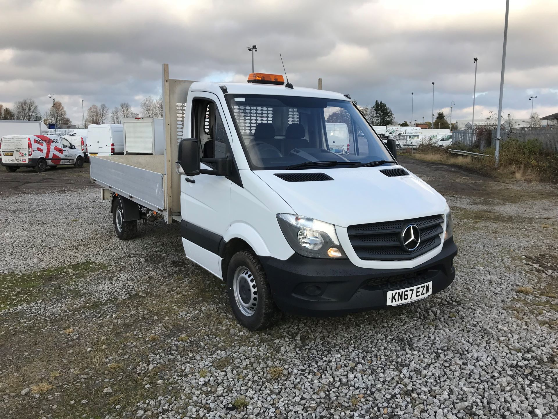 2017 Mercedes-Benz Sprinter 3.5T Chassis Cab (KN67EZW)
