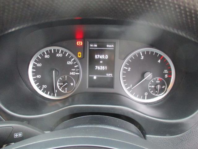 2017 Mercedes-Benz Vito 111Cdi Van (KN67FAA) Image 13