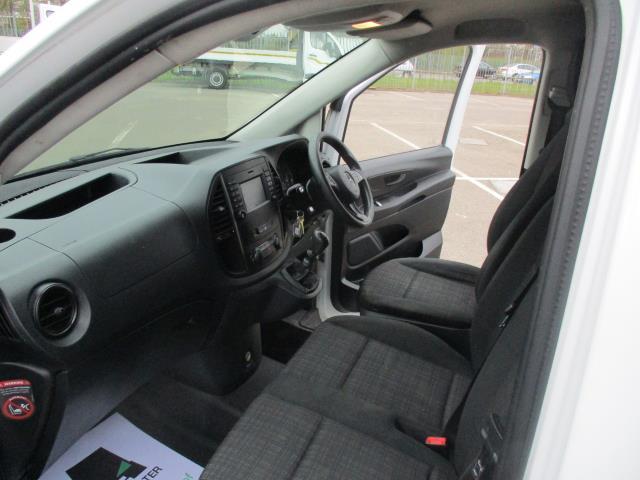 2017 Mercedes-Benz Vito 111Cdi Van (KN67FAA) Image 17