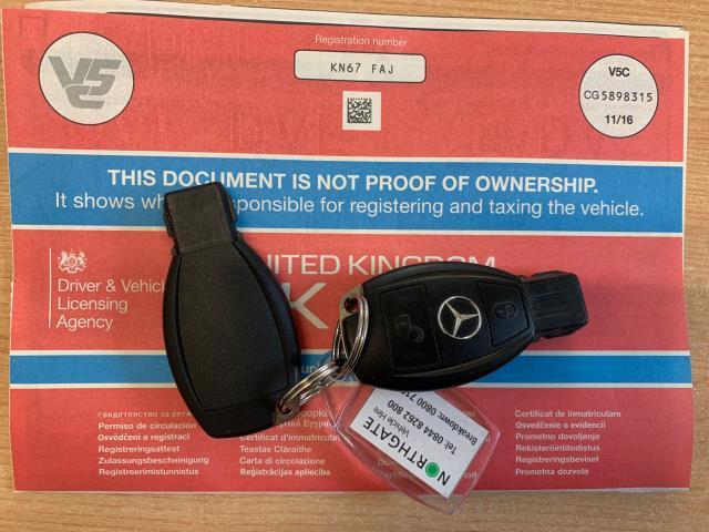 2017 Mercedes-Benz Sprinter 314 LWB DROPSIDE EURO 6 (KN67FAJ) Image 25