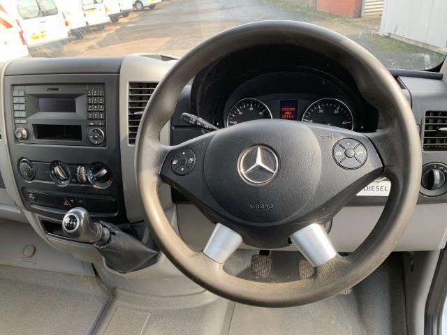 2017 Mercedes-Benz Sprinter 314 LWB DROPSIDE EURO 6 (KN67FAJ) Image 12