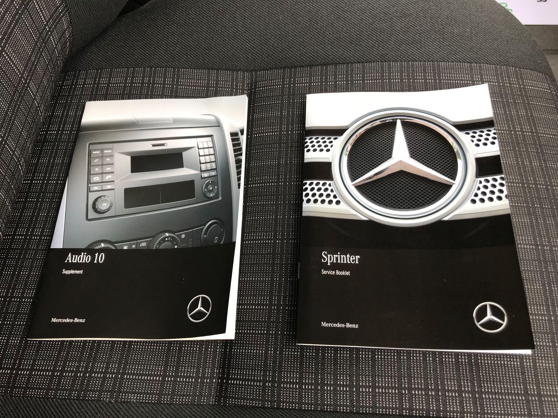 2017 Mercedes-Benz Sprinter  314 LWB H/R VAN EURO 6 (KN67FDC) Image 32