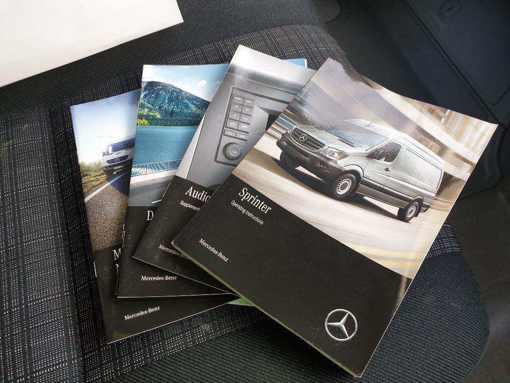 2017 Mercedes-Benz Sprinter 314 LWB H/R VAN EURO 6 (KN67FEH) Image 25