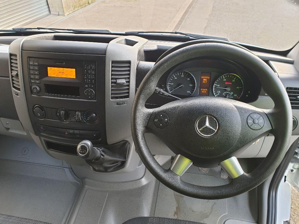 2017 Mercedes-Benz Sprinter 314 LWB H/R VAN EURO 6 (KN67FEH) Image 15
