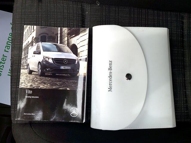 2017 Mercedes-Benz Vito 111Cdi Van (KN67UUH) Image 23