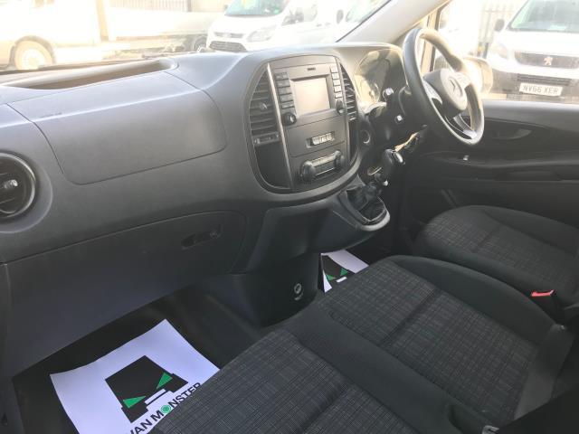 2017 Mercedes-Benz Vito LONG 111CDI VAN EURO 6  (KN67UUS) Image 17