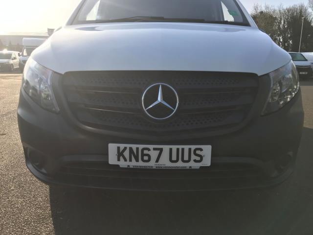 2017 Mercedes-Benz Vito LONG 111CDI VAN EURO 6  (KN67UUS) Image 12