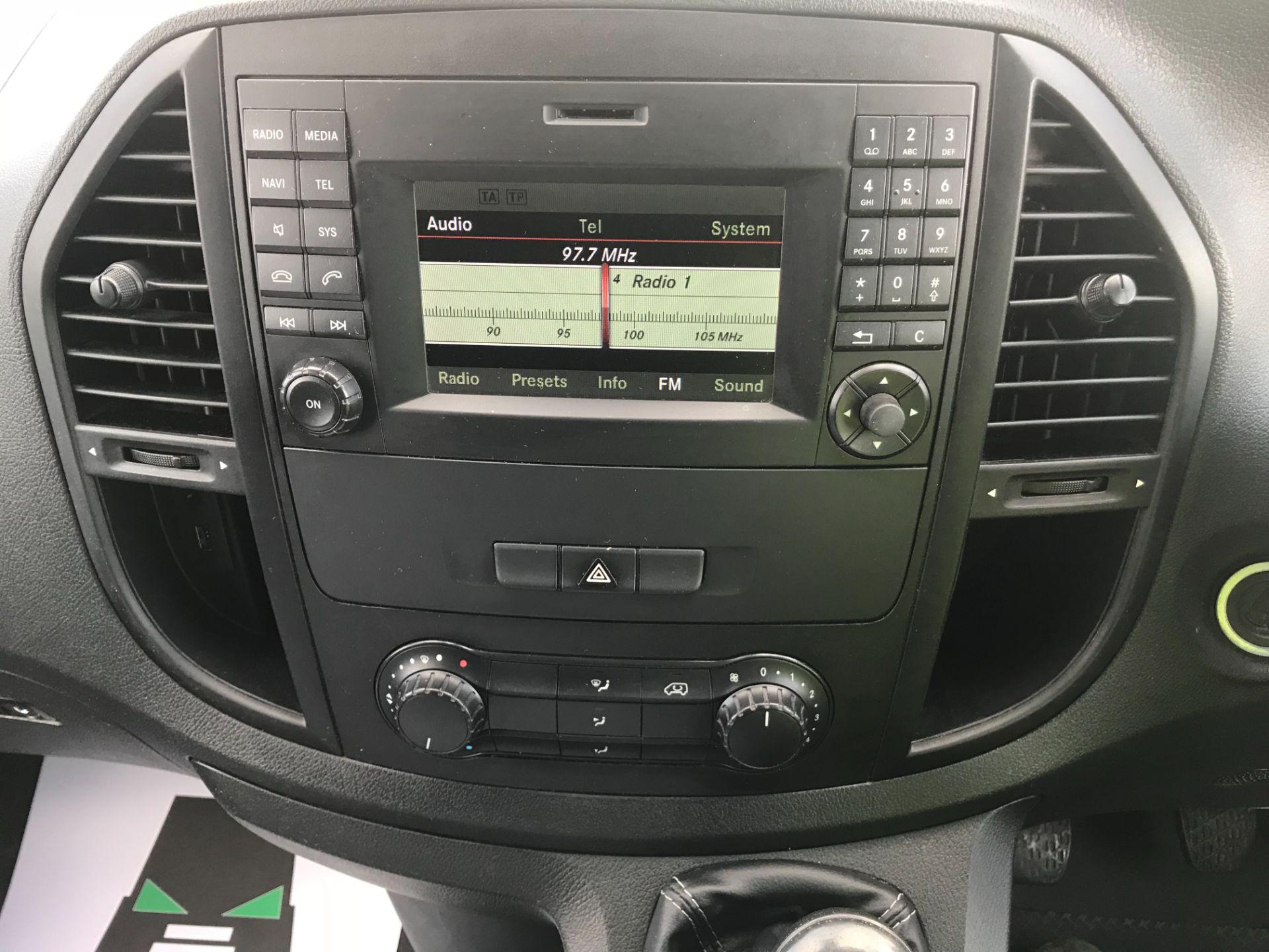 2017 Mercedes-Benz Vito LONG 111CDI VAN EURO 6  (KN67UUV) Image 33