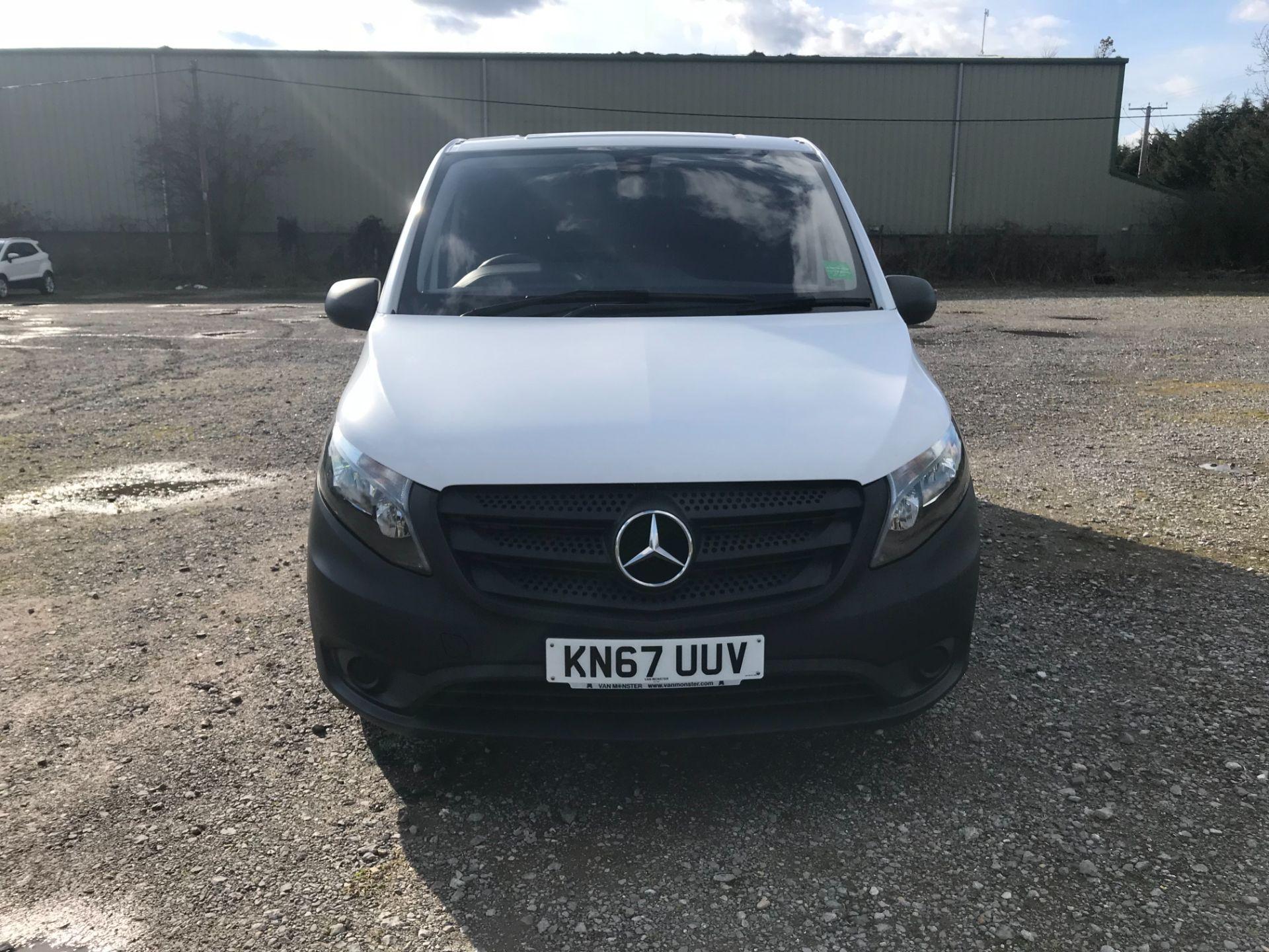 2017 Mercedes-Benz Vito LONG 111CDI VAN EURO 6  (KN67UUV) Image 2