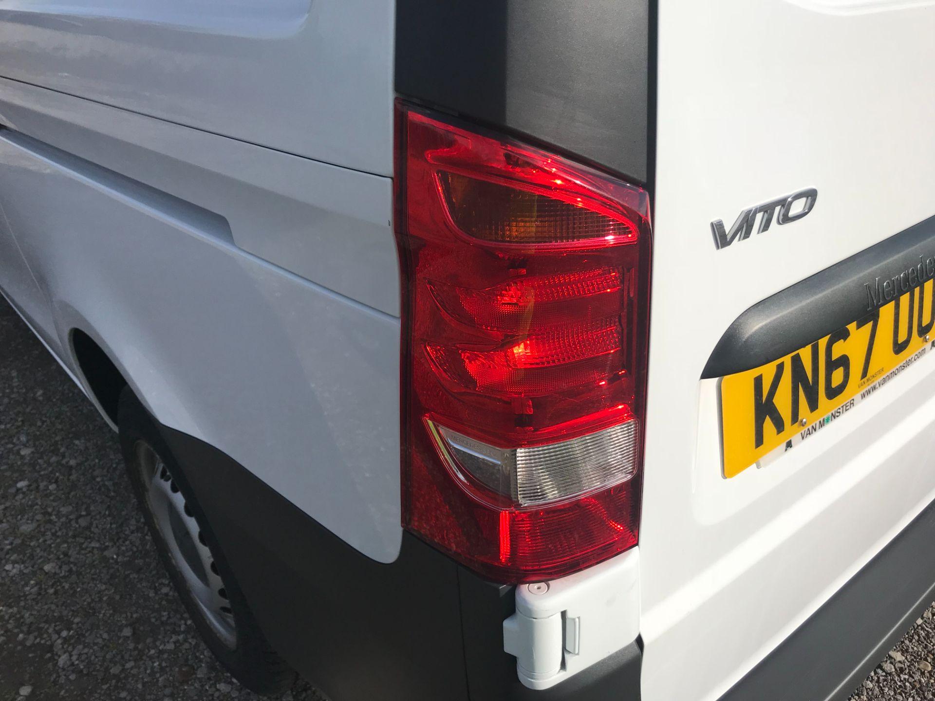 2017 Mercedes-Benz Vito LONG 111CDI VAN EURO 6  (KN67UUV) Image 45