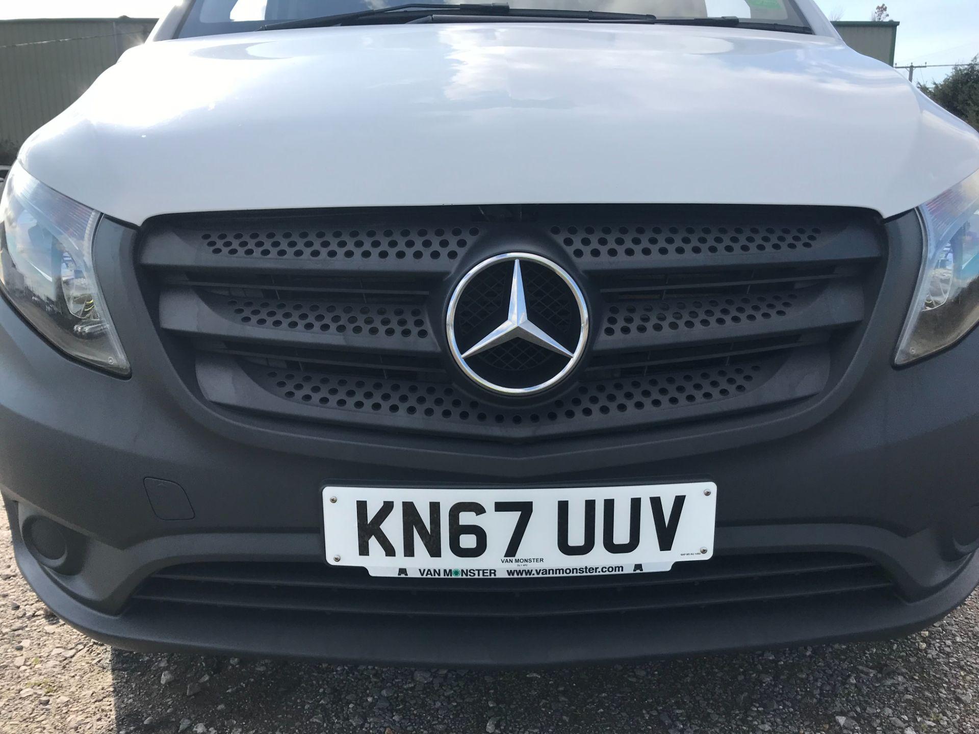 2017 Mercedes-Benz Vito LONG 111CDI VAN EURO 6  (KN67UUV) Image 39