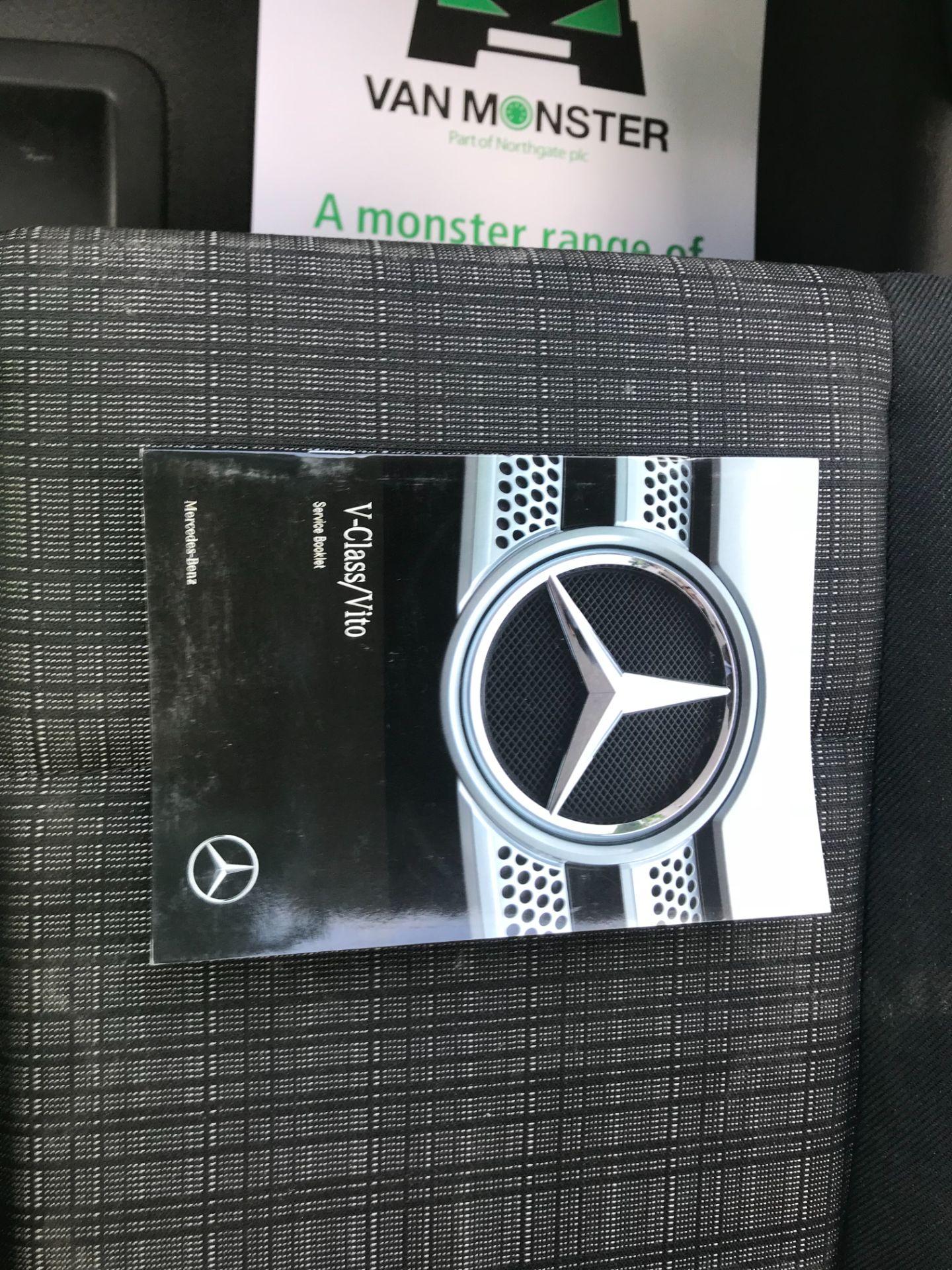 2017 Mercedes-Benz Vito LONG 111CDI VAN EURO 6  (KN67UUV) Image 49