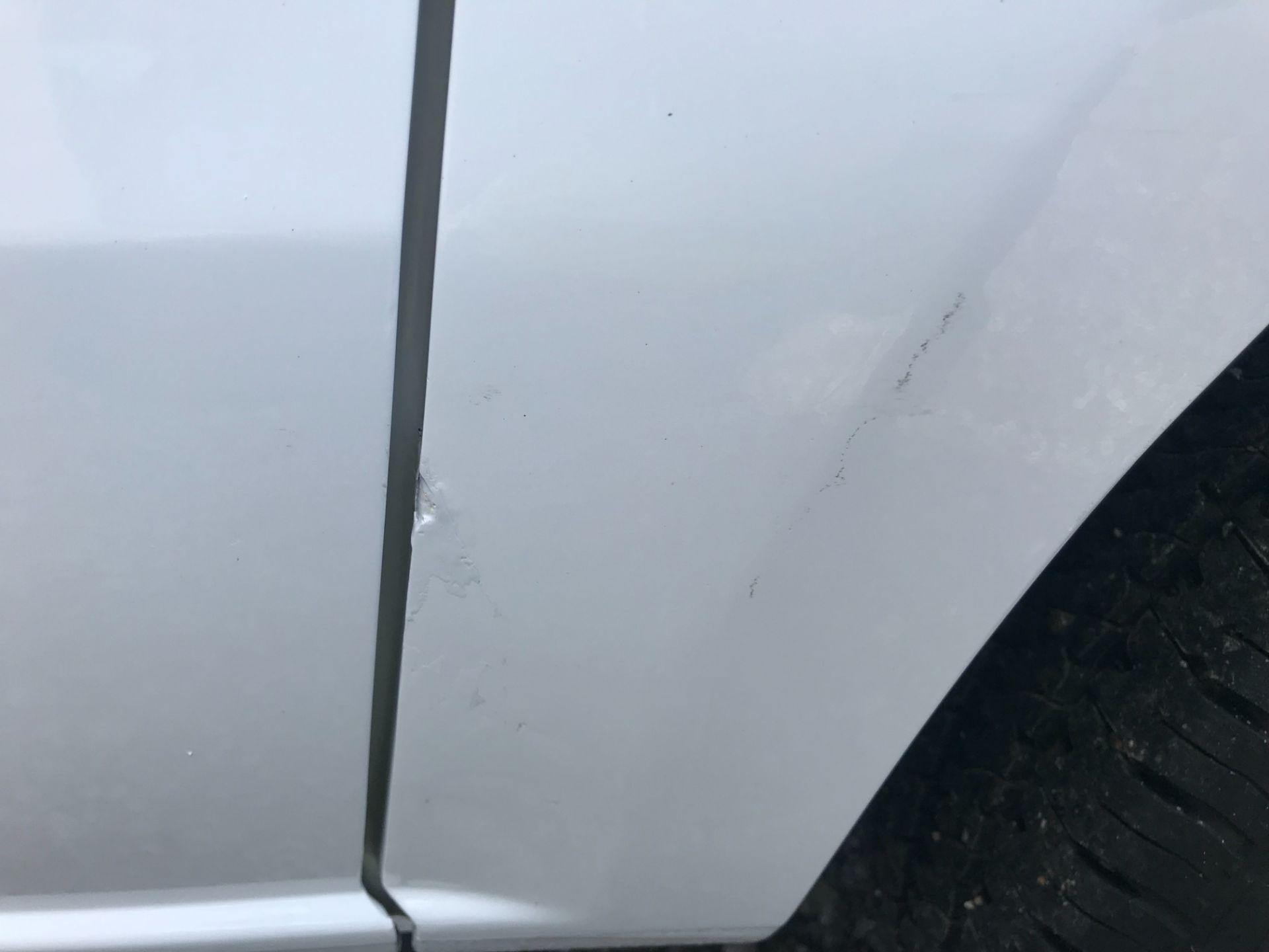 2017 Mercedes-Benz Vito LONG 111CDI VAN EURO 6  (KN67UUV) Image 18
