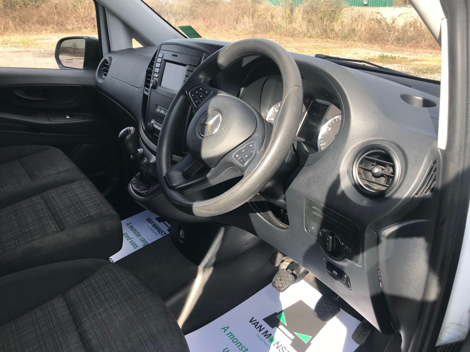 2017 Mercedes-Benz Vito LONG 111CDI VAN EURO 6  (KN67UUV) Image 26