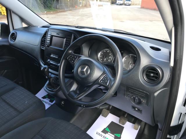 2017 Mercedes-Benz Vito 111Cdi Van LWB Euro 6 (KN67UVP) Image 11