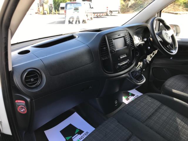 2017 Mercedes-Benz Vito 111Cdi Van LWB Euro 6 (KN67UVP) Image 25